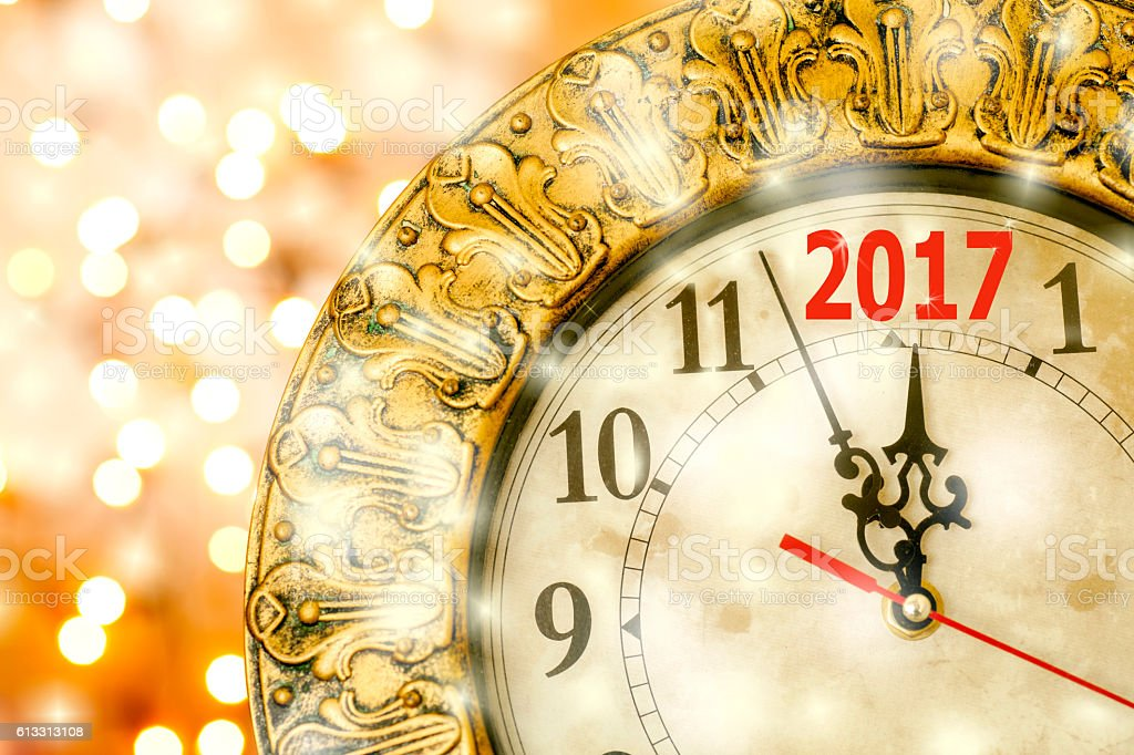New year 2017  is coming1 stock photo