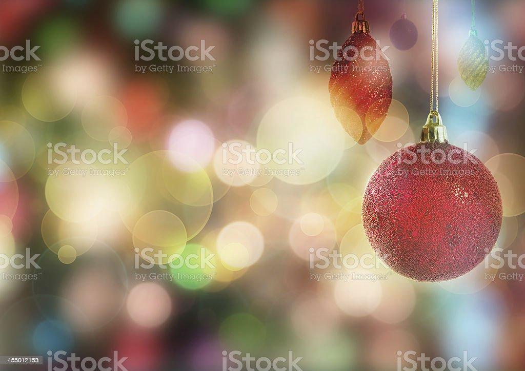 Новый год фон Стоковые фото Стоковая фотография
