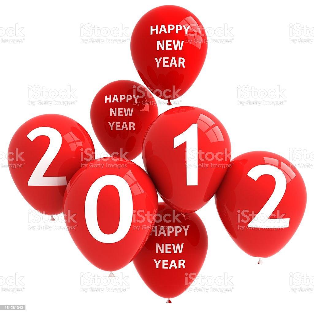 New Year Celebration royalty-free stock photo