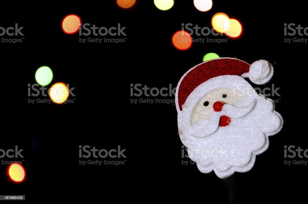 New Year Christmas 2014 royalty-free stock photo