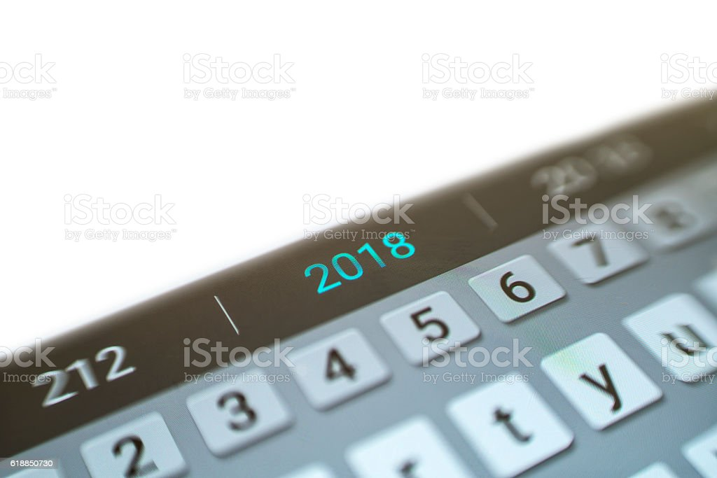 New Year Concepts stock photo