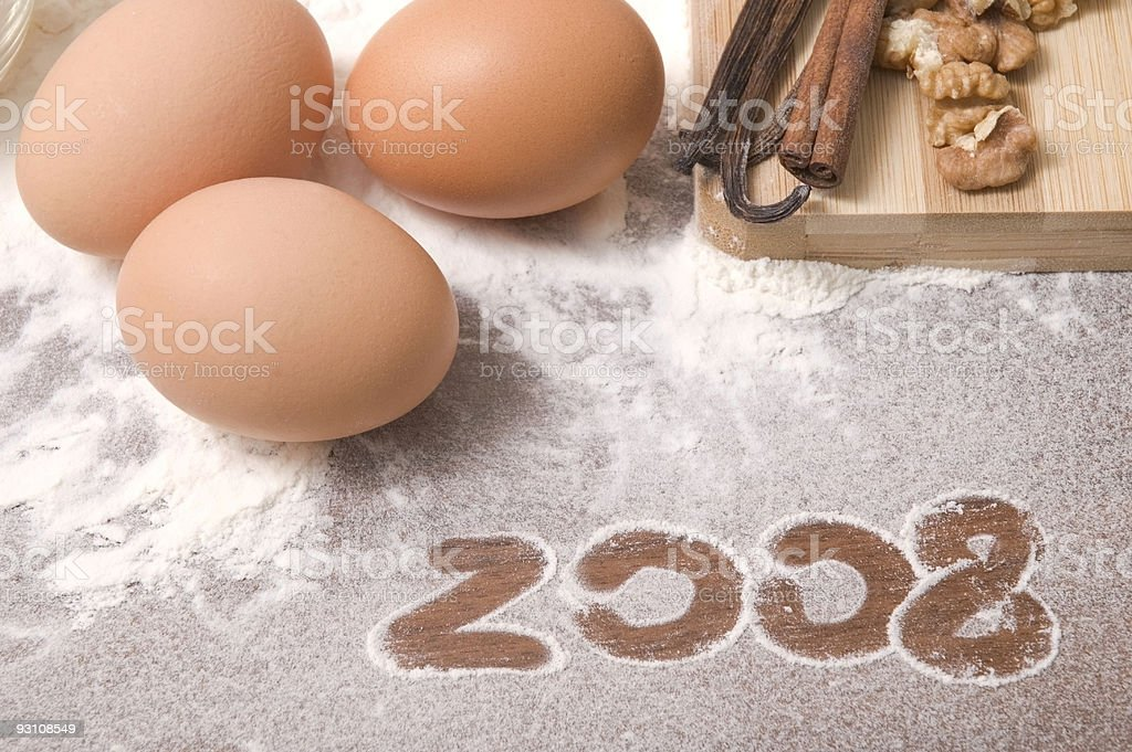 New Year? - Let's Make It! :) royalty-free stock photo
