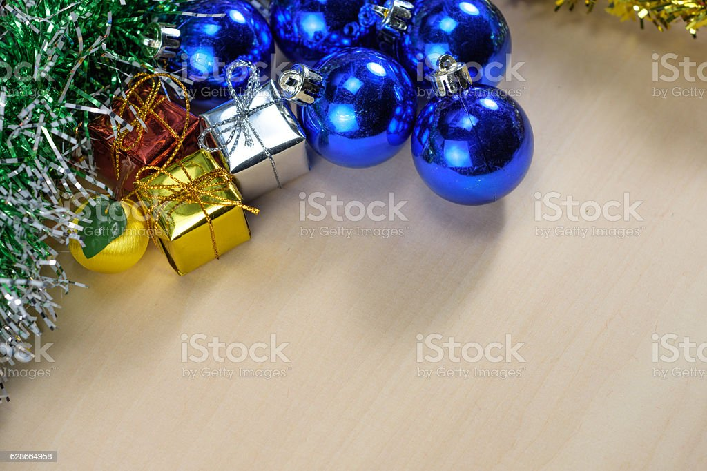 New year or Christmas background royalty-free stock photo