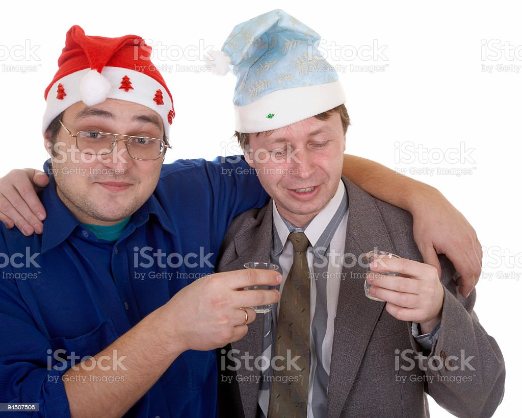 New year party royalty-free stock photo