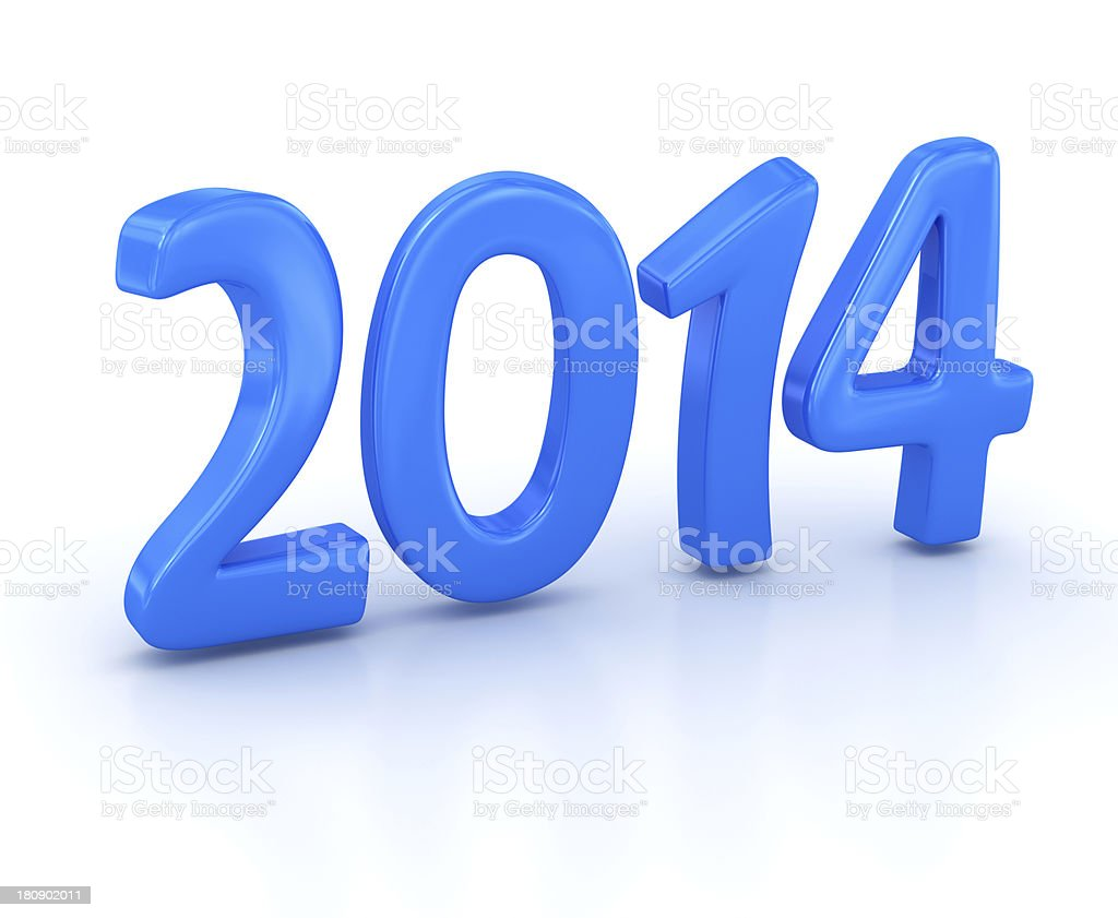 New year royalty-free stock photo