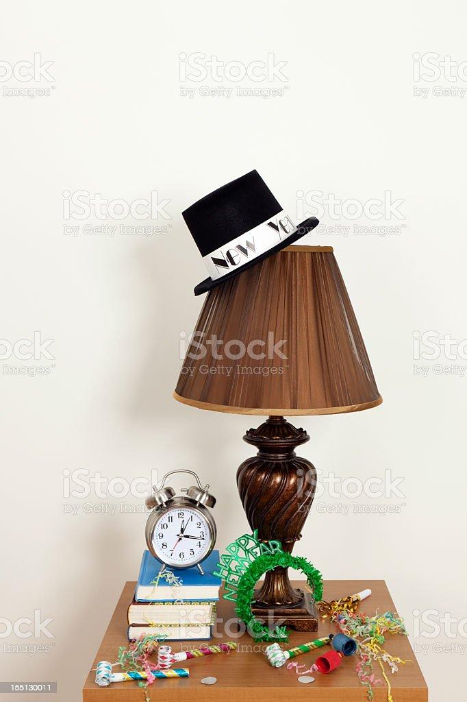 New Year's Celebration royalty-free stock photo