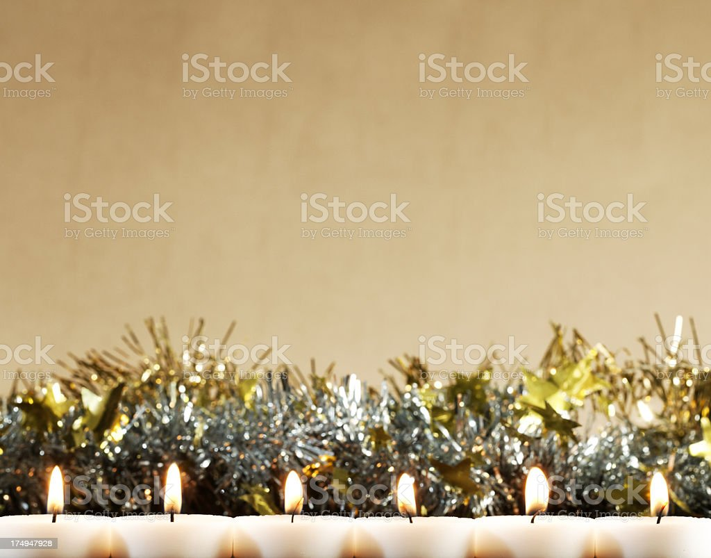 New Year's decorationn royalty-free stock photo