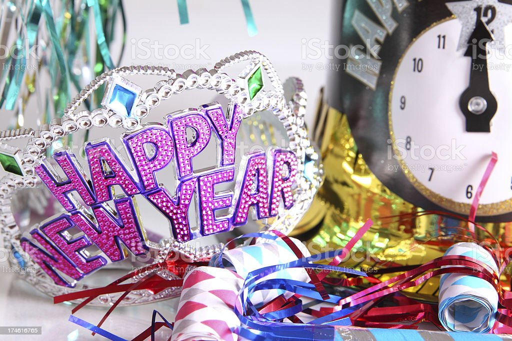 New Year's Eve Party! royalty-free stock photo