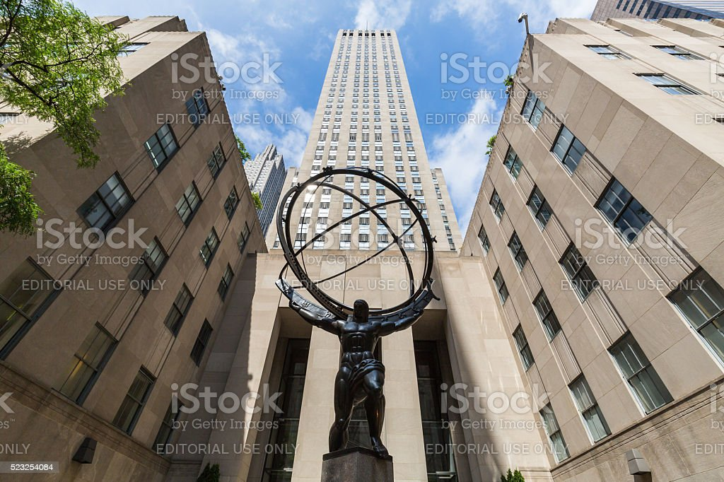 New York August 23, 2015 stock photo
