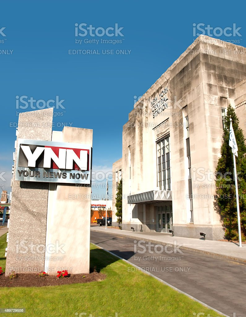 New York Central Station stock photo