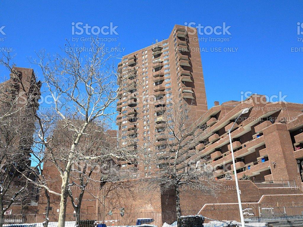 New York City Apartment stock photo