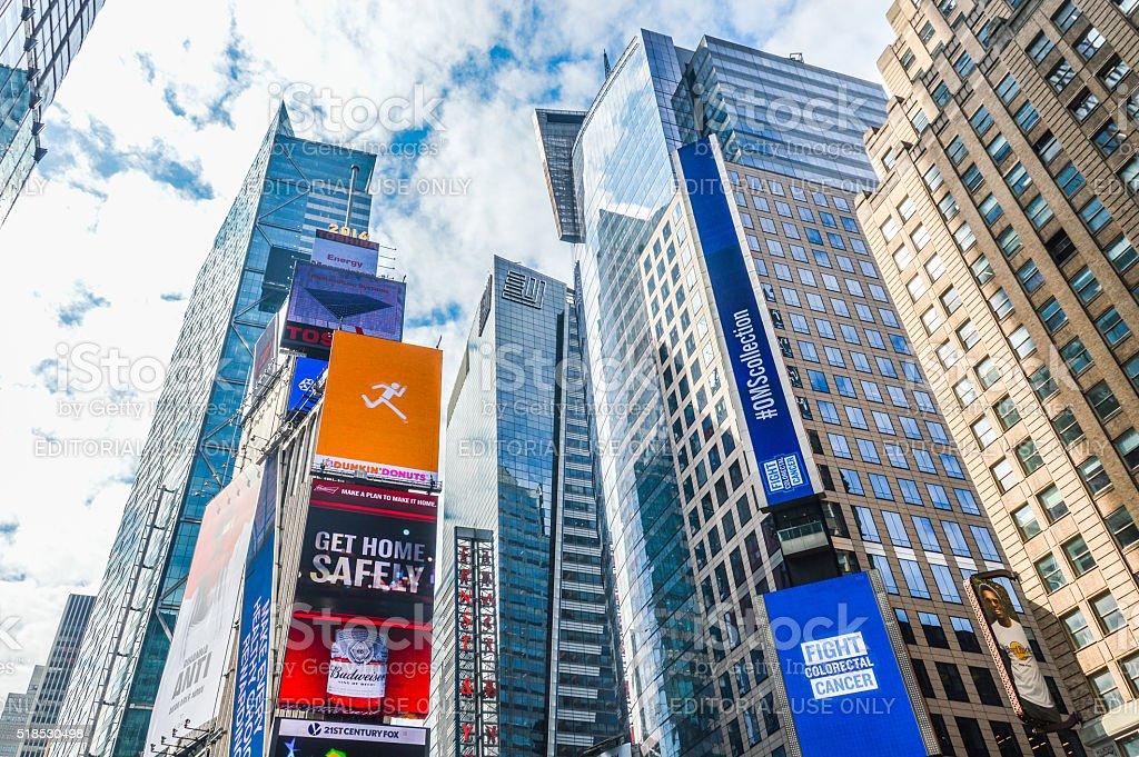 New York City Architecture stock photo