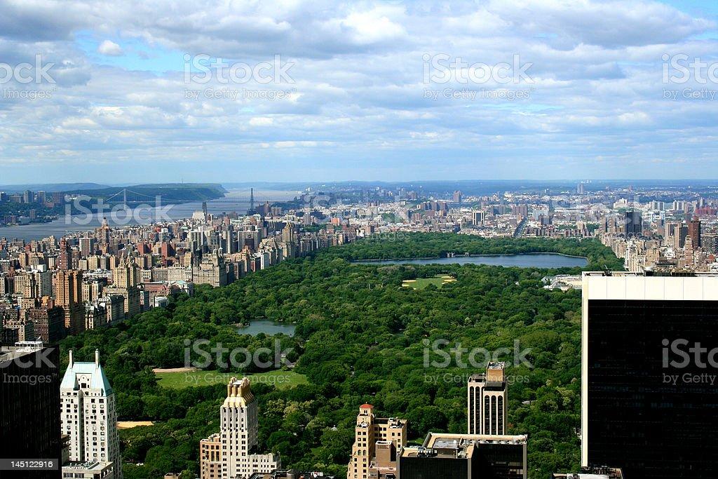 New York City - Central Park stock photo