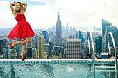 NEW New York City Fashion Model