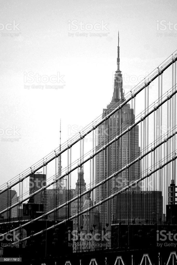 New York City Landmarks stock photo