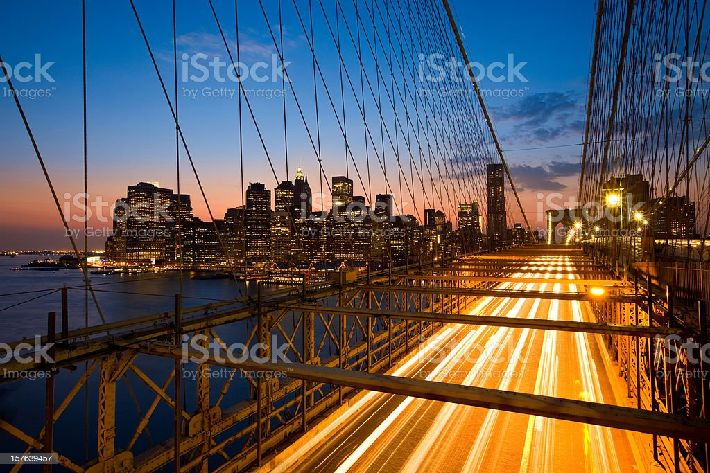 New York City, Manhattan royalty-free stock photo