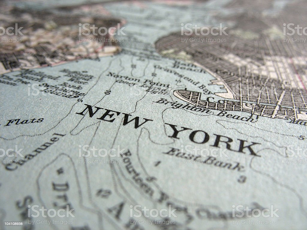 New York City, NY stock photo