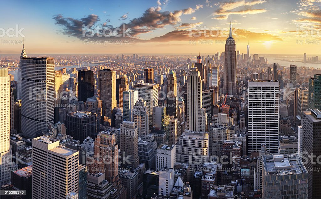 New York City, NYC, USA stock photo
