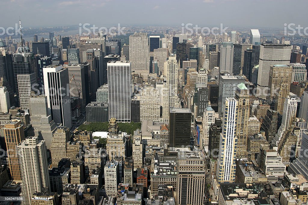 New York City royalty-free stock photo