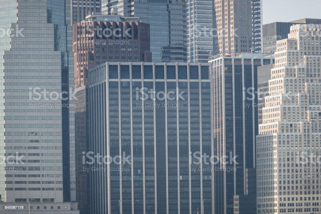 New York City - Skyline stock photo
