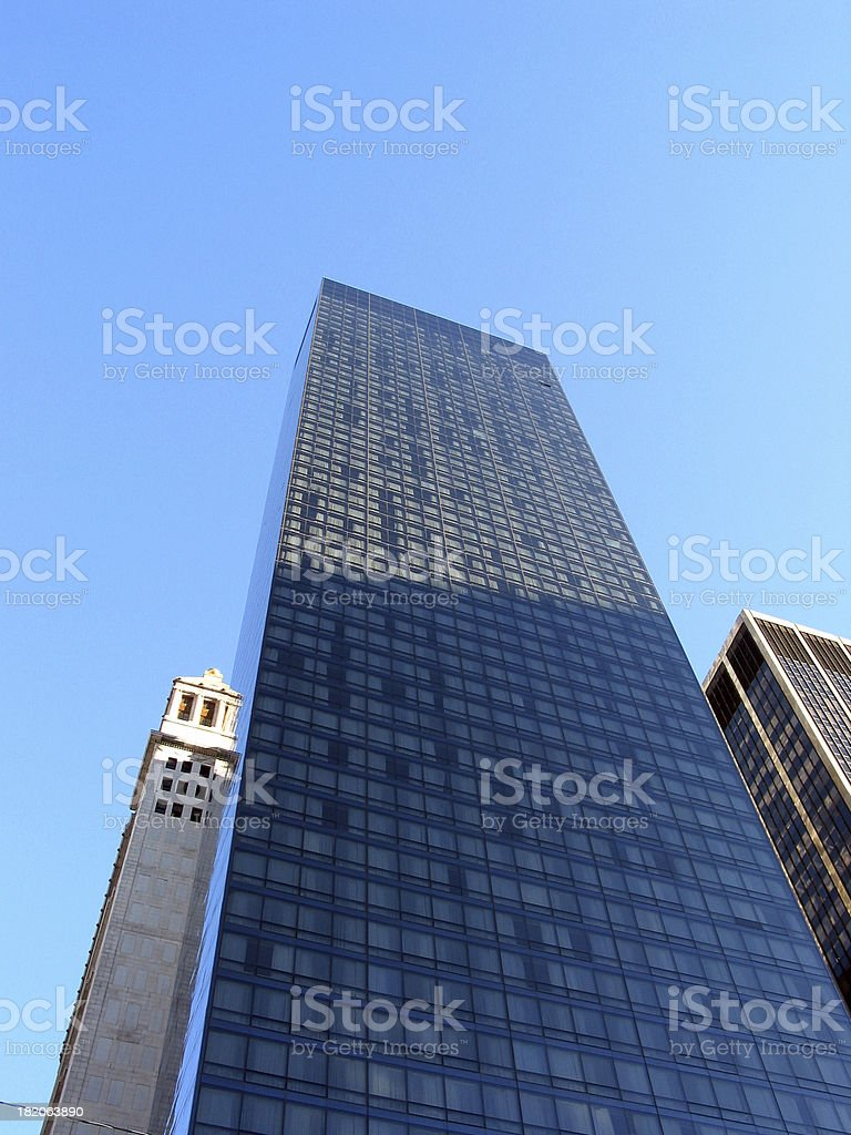 New York City - Skyscrapers royalty-free stock photo