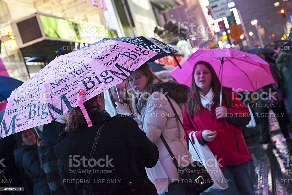 New York City - Times Square royalty-free stock photo