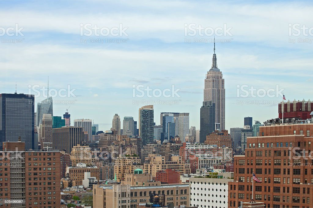 New York City USA stock photo