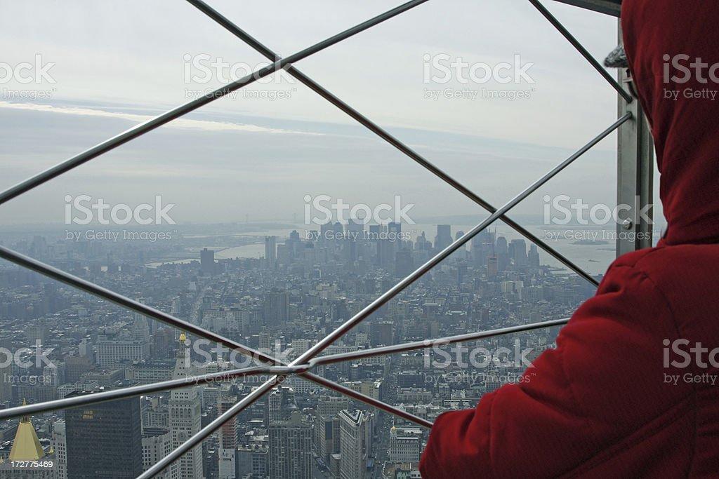 New York City view XL stock photo