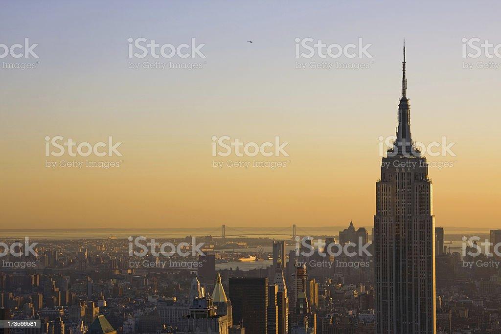 New York City view # 18 XL stock photo