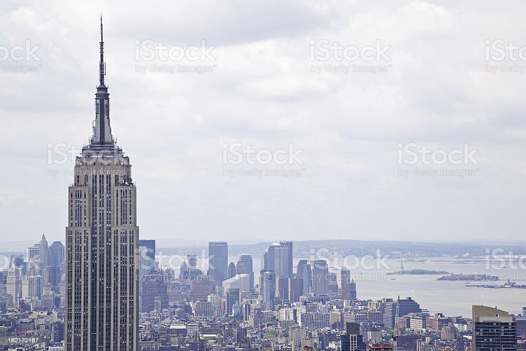 New York City view # 29 XXL stock photo