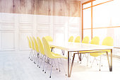 New York conference room