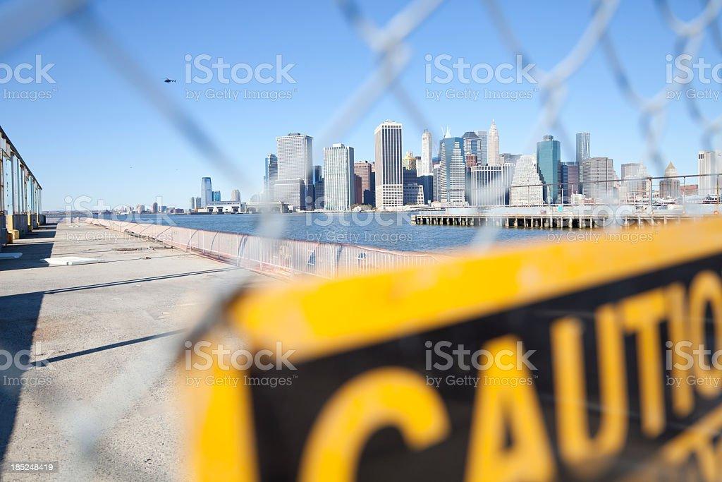 New York, Manhattan royalty-free stock photo