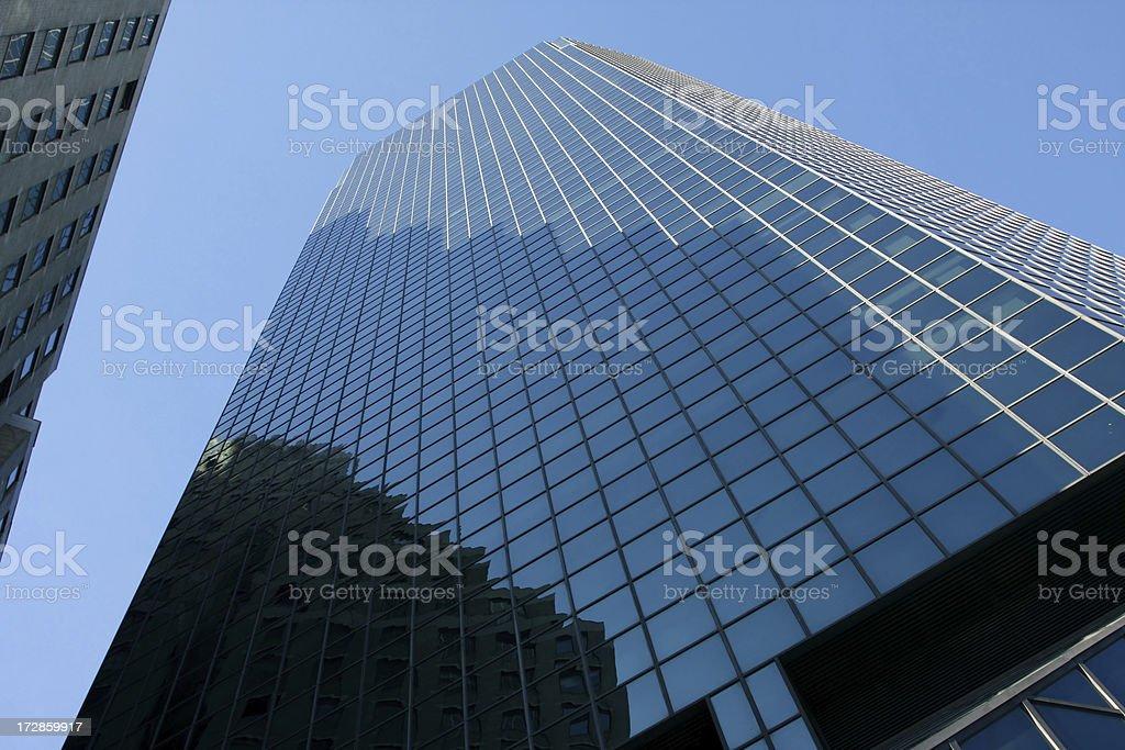 New York - modern architecture royalty-free stock photo