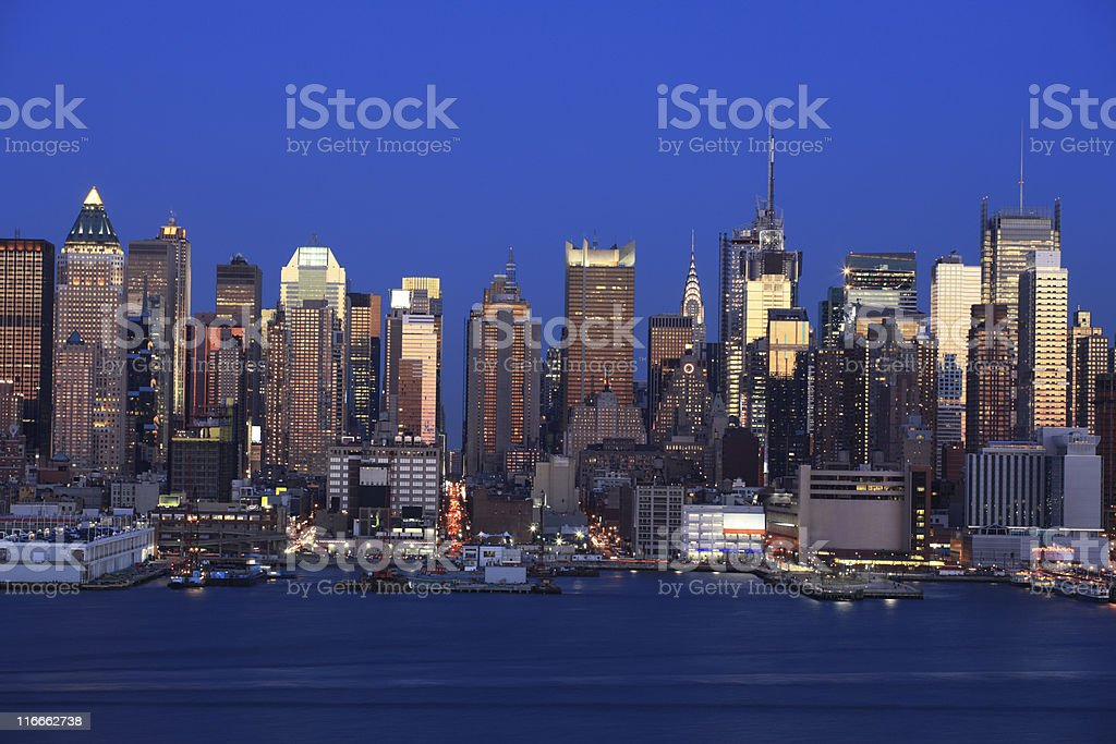 New York, NY royalty-free stock photo