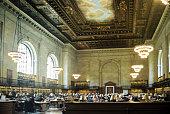 New York Public Library, USA