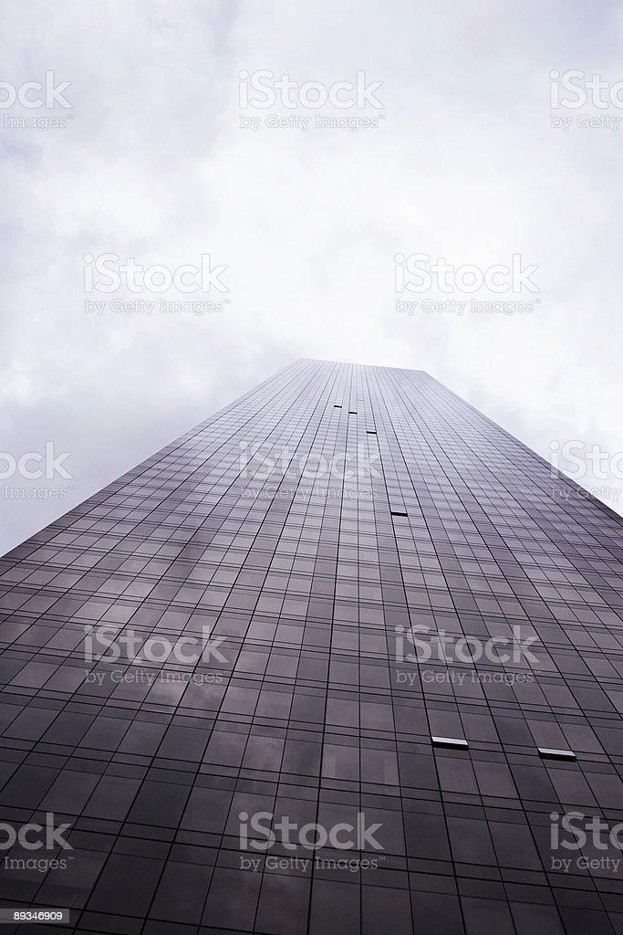 New York Skyscraper royalty-free stock photo