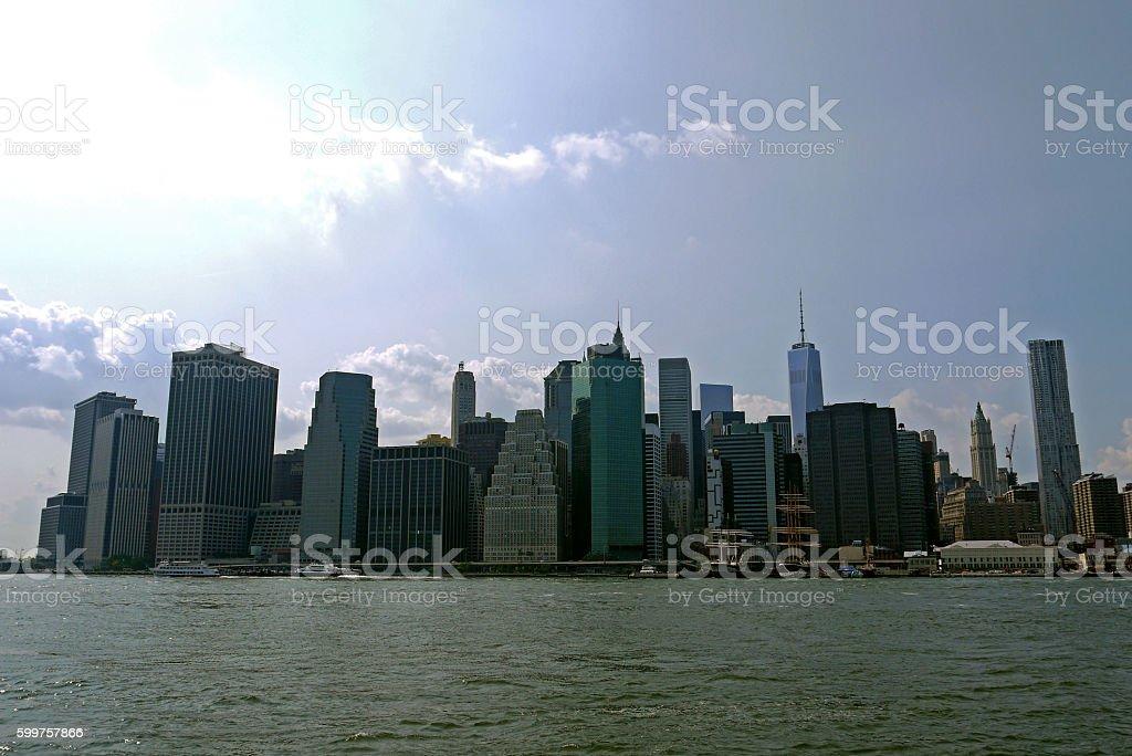 New York. USA. stock photo