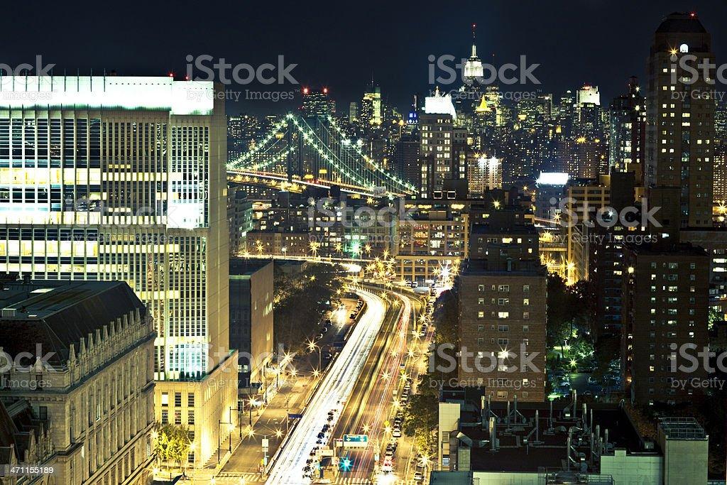 New york view royalty-free stock photo