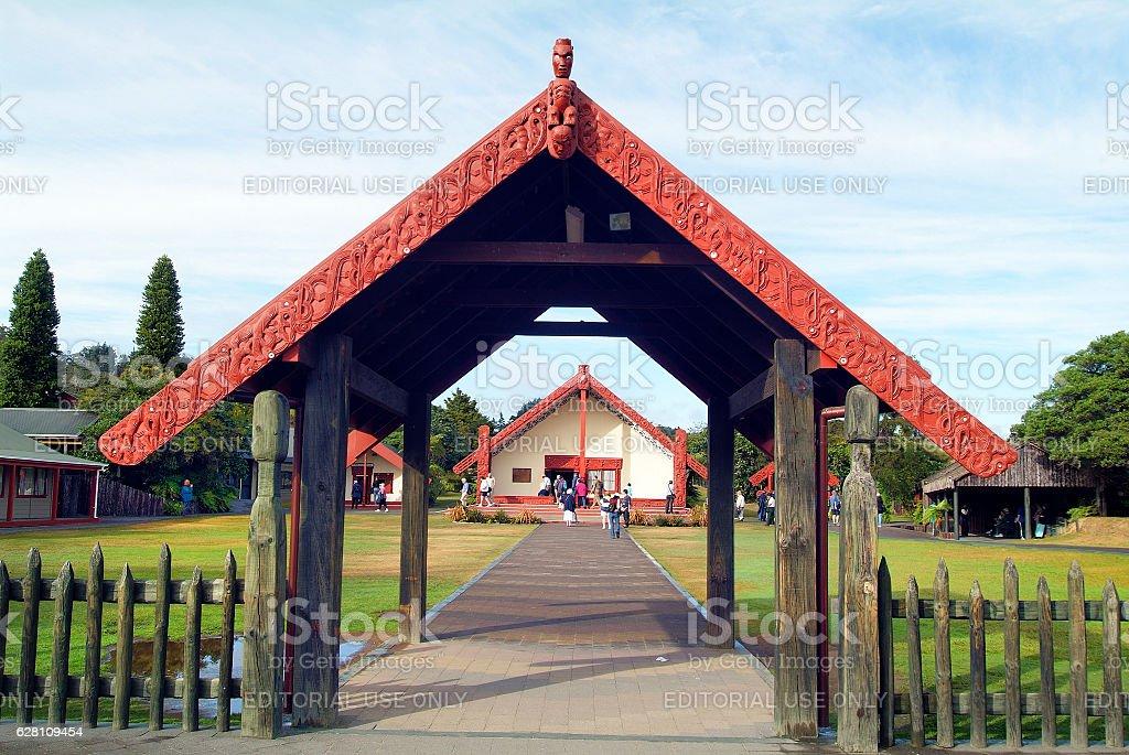 New Zealand, Rotorua stock photo