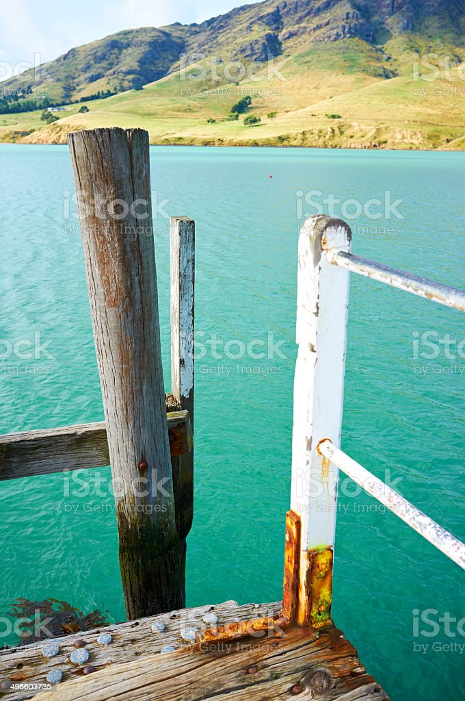 New Zealand South Island Scenic royalty-free stock photo