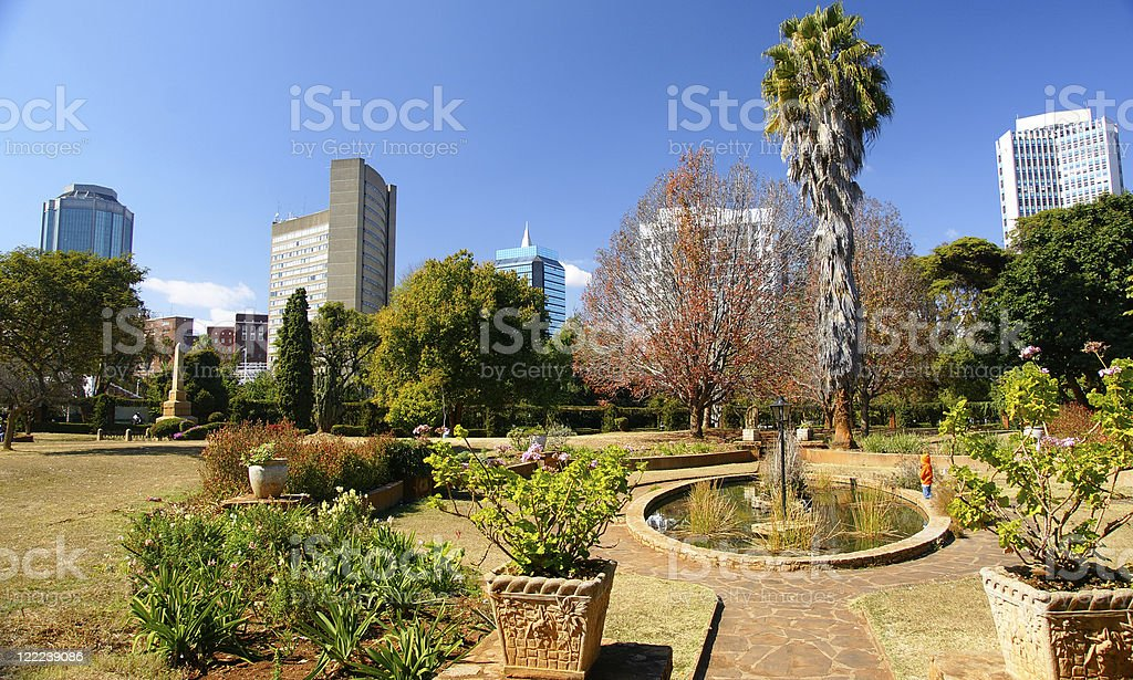 New Zimbabwe stock photo