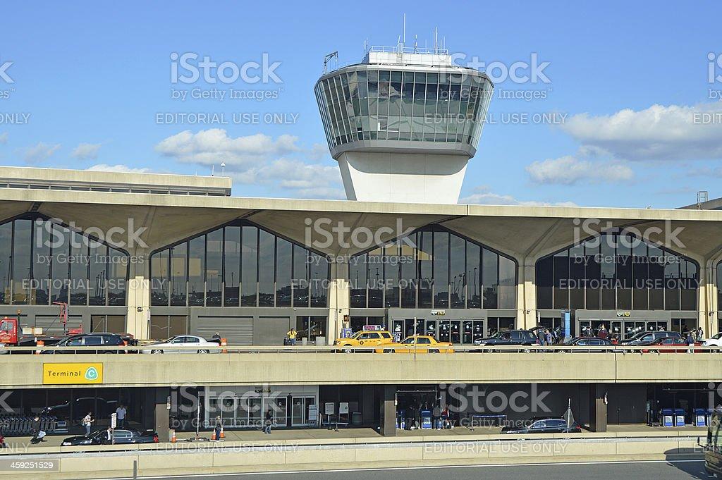 Newark Liberty Airport New Jersey royalty-free stock photo