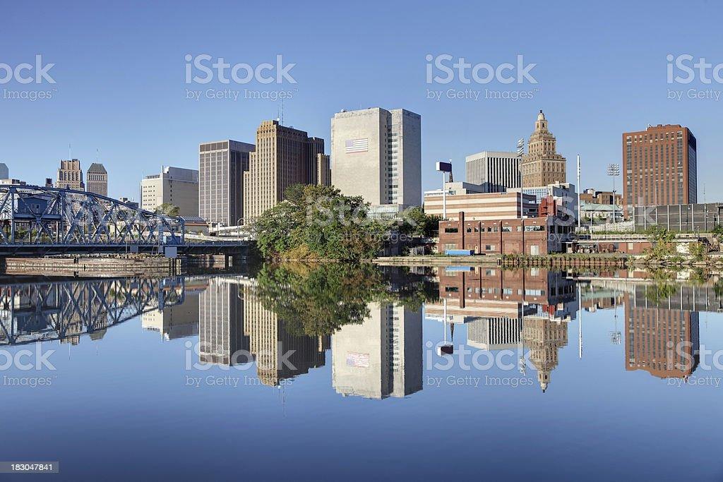 Newark New Jersey stock photo