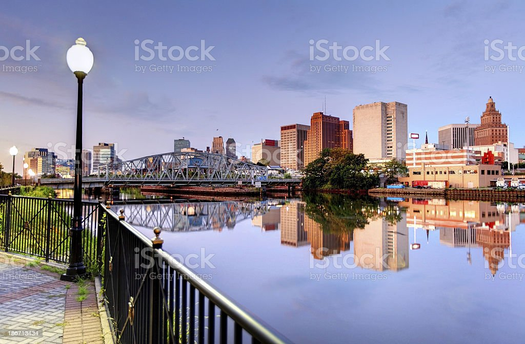 Newark, New Jersey stock photo