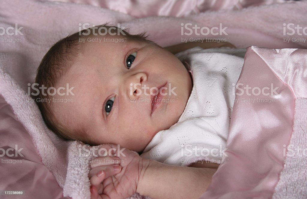 Newborn Love royalty-free stock photo