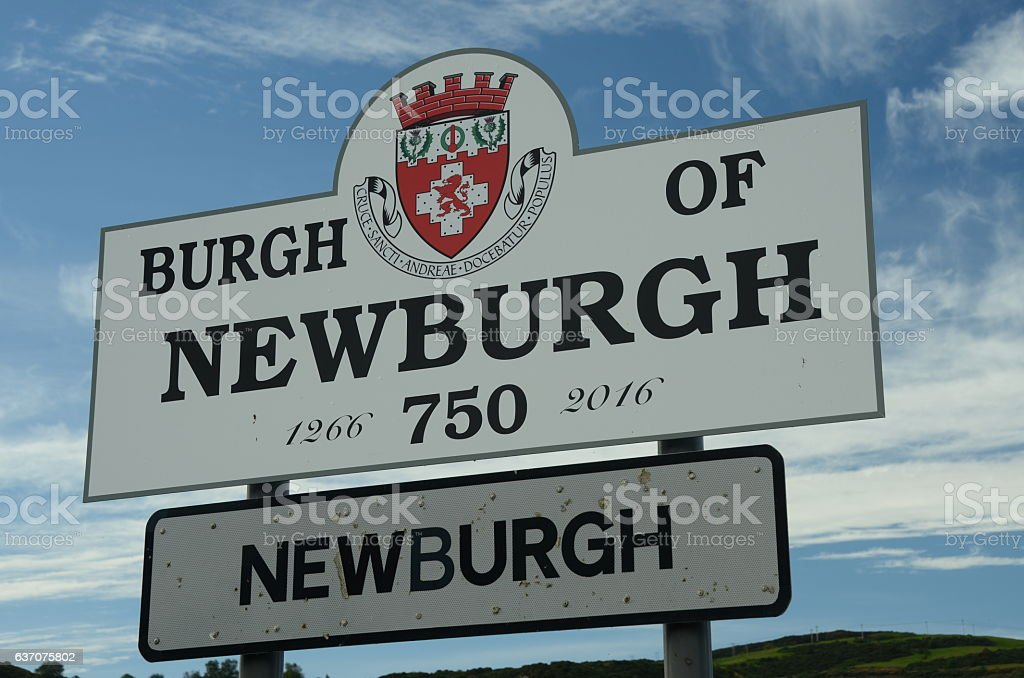 Newburgh stock photo