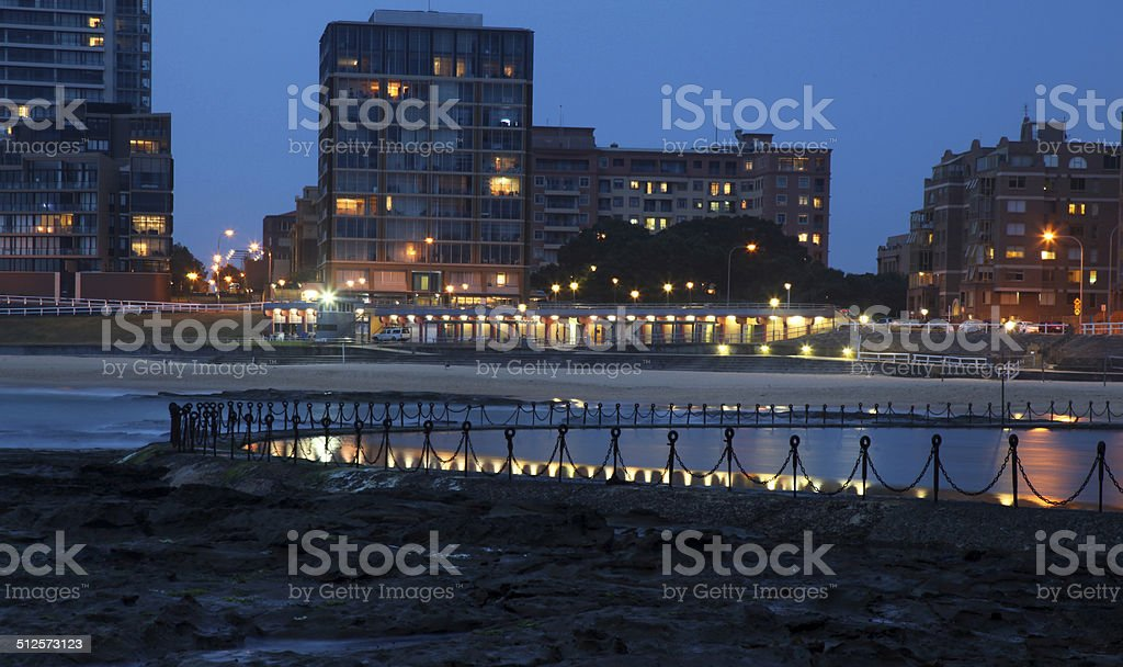 Newcastle Australia stock photo