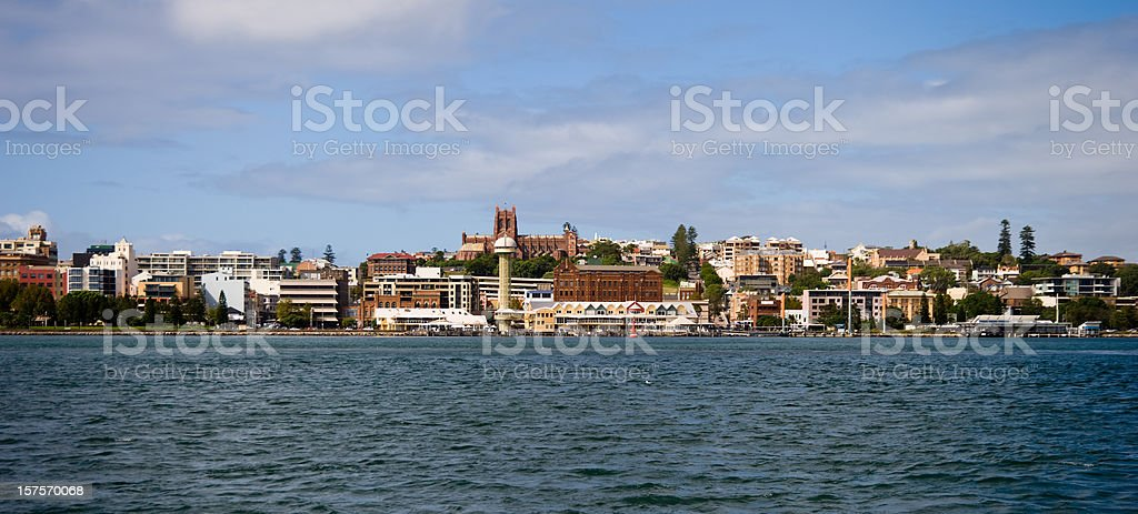 Newcastle royalty-free stock photo