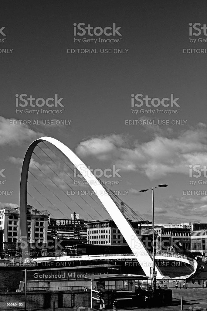 Newcastle upon Tyne stock photo
