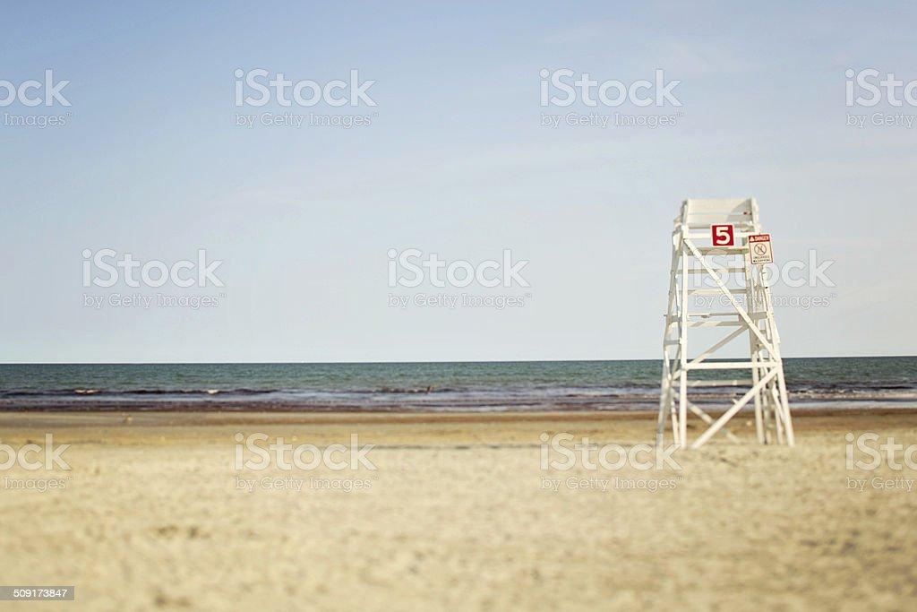 Newport beach stock photo